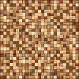 Deckt Mosaik mit Ziegeln Lizenzfreies Stockbild