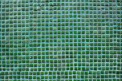 Deckt Mosaikbeschaffenheit mit Ziegeln Lizenzfreies Stockfoto