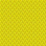 Deckt orange Gelb mit Ziegeln Stockfoto