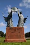 Declaración del monumento de Arbroath fotos de archivo libres de regalías