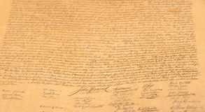 Declaration background Stock Images