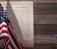 Declaration of Independence Royalty Free Stock Image
