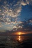 Declinación del mar Imágenes de archivo libres de regalías