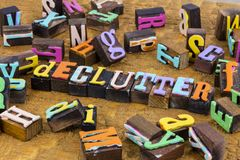 Free Declutter Clutter Organize Life Simplify Messy Random Minimalism Royalty Free Stock Photos - 163568588