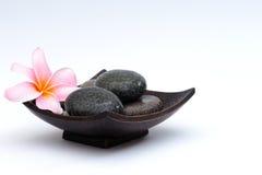 deco温泉 免版税库存照片