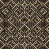 Deco абстрактного искусства кроет pattern02 черепицей Стоковая Фотография