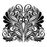 Deco Abstract Symmetric Element Stock Photo