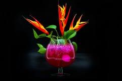 Deco da flor Imagens de Stock