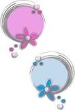 Deco de la flor Foto de archivo libre de regalías