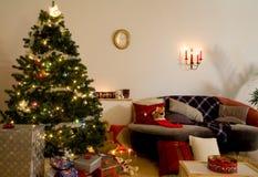 Deco de la Navidad imágenes de archivo libres de regalías