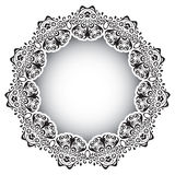 Deco Frame Royalty Free Stock Photography