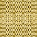 Deco Spots And Dots Background. A fancy decorative pattern with scrolls twirls swirls dots and spots... overlayed with grunge and texture Stock Images