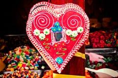 Decoarative heart Stock Photos