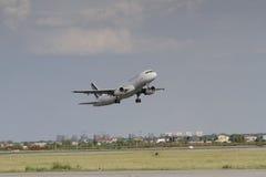 Decolagem de Air France Imagens de Stock Royalty Free