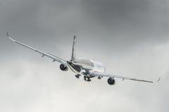 Decolagem de Airbus A350 XWB Imagem de Stock Royalty Free