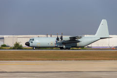 Decollo degli aerei di trasporto Immagine Stock Libera da Diritti