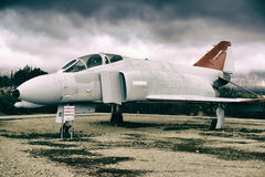 Decommissioned fighter Stock Photos