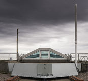 Decommissioned MinutemanmissilSilo Royaltyfri Foto