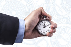 Decomposition Of Time Stock Photography