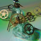 Deconstructing Zeit 02 Lizenzfreie Stockfotografie