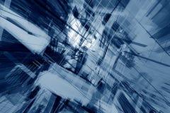deconstruction υαλώδες Στοκ φωτογραφία με δικαίωμα ελεύθερης χρήσης