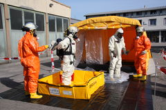 Decontamination Stock Photos