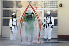 Decontamination Stock Images