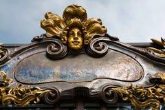 Decor Art Nouveau Royalty Free Stock Image