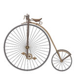 Decor `Bicycle` Royalty Free Stock Images