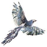 Decor `A bird` Royalty Free Stock Photography
