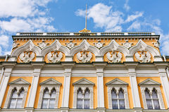 Decor of Grand Kremlin Palace in Moscow Royalty Free Stock Photo