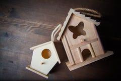 Decor nesting box Royalty Free Stock Image