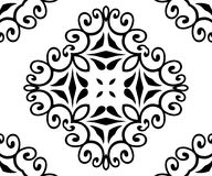 Decor Scroll. Decor Curly Scroll Stock Images
