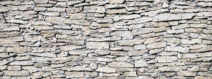 Decor stone wall backround. Detailed grunge texture Stock Photos
