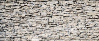 Decor stone wall backround. Detailed grunge texture Royalty Free Stock Image