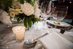 Decor table Royalty Free Stock Photo