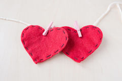 Decor for Valentine s Day Royalty Free Stock Images