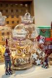 Decoração acolhedor do Natal Fotos de Stock Royalty Free