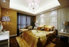 Decoração bonita do quarto Imagem de Stock Royalty Free