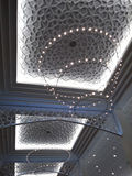 decoração celing com estrelas Imagem de Stock