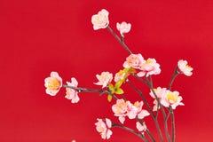 A decoração chinesa de ano novo Imagem de Stock Royalty Free