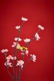 A decoração chinesa de ano novo Foto de Stock Royalty Free