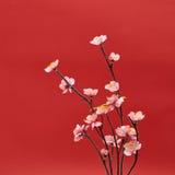 A decoração chinesa de ano novo Fotos de Stock Royalty Free