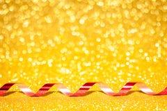 Decoração colorida do Natal fotografia de stock royalty free