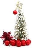 Decoração da árvore de Natal Foto de Stock