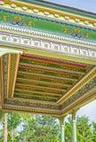 A decoração da casa de verão Fotos de Stock Royalty Free
