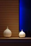 Decoração da cerâmica Foto de Stock