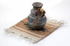 Decoração da cerâmica Fotos de Stock