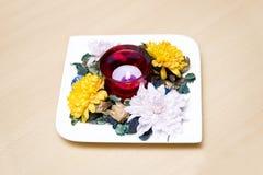 Decoração da flor Imagem de Stock Royalty Free
