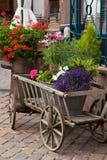 Decoração da flor imagens de stock royalty free